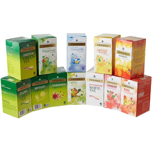 Herbal Variety Pack Tea (12 x 20 bags)