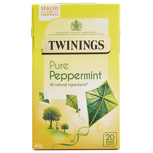Pure Peppermint Tea (12 x 20 bags)