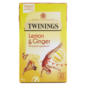 Lemon & Ginger Tea