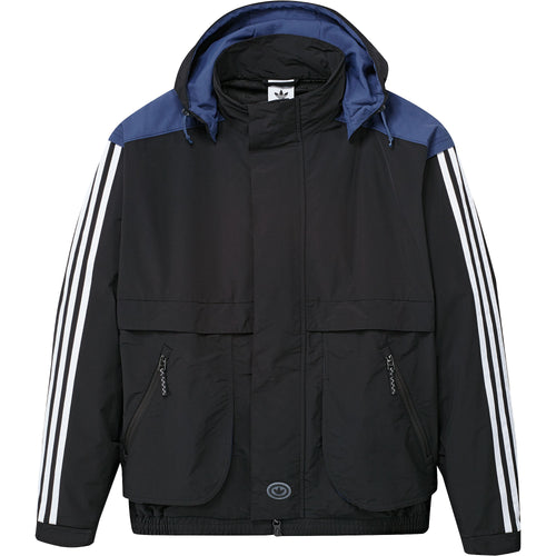 Adidas Blackrock Jacket - Black Tech Indigo