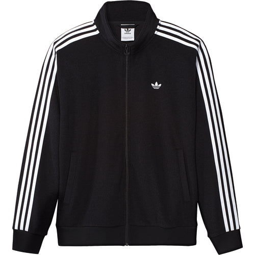 Adidas Bouclette Jacket Black White