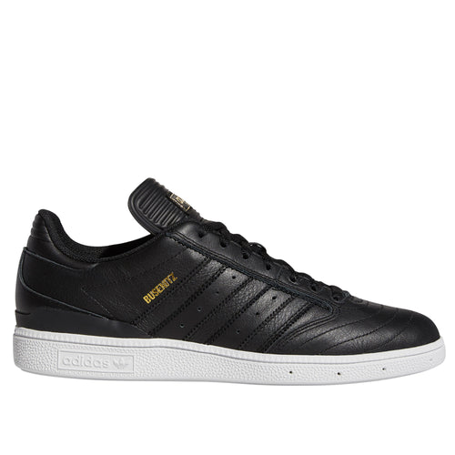 Adidas Busenitz Shoes - Black Gold White