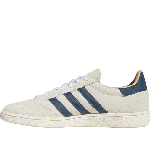 Adidas Busenitz Vintage Trainers | Crystal White / Legacy Blue