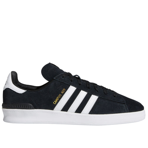 Adidas Campus ADV Trainers - Black