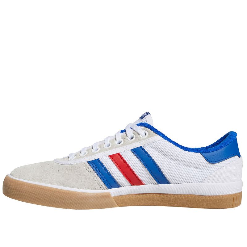 Adidas Lucas Premiere Shoes White Royal Blue