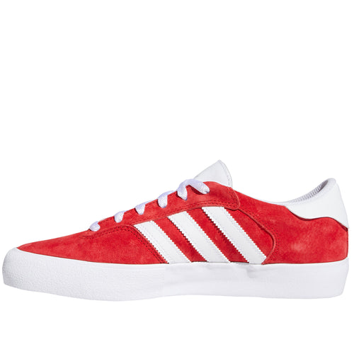 Adidas Matchbreak Super Shoes Scarlet Red White