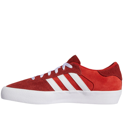 Adidas Matchbreak Super Shoes - Brick Red White