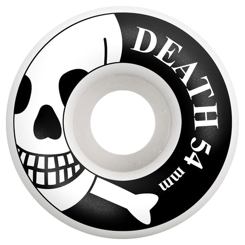 Death Skateboards Skull Wheels 54mm