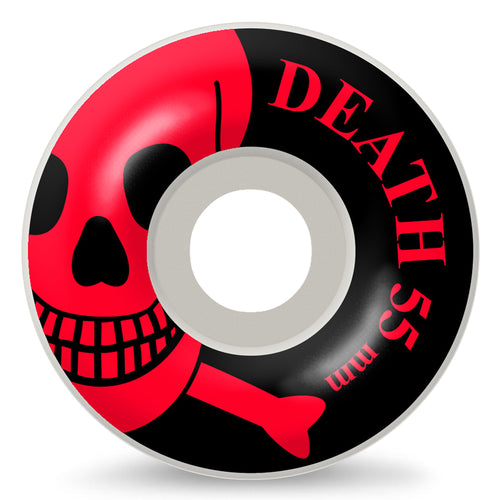 Death Skateboards Skull Wheels 55mm