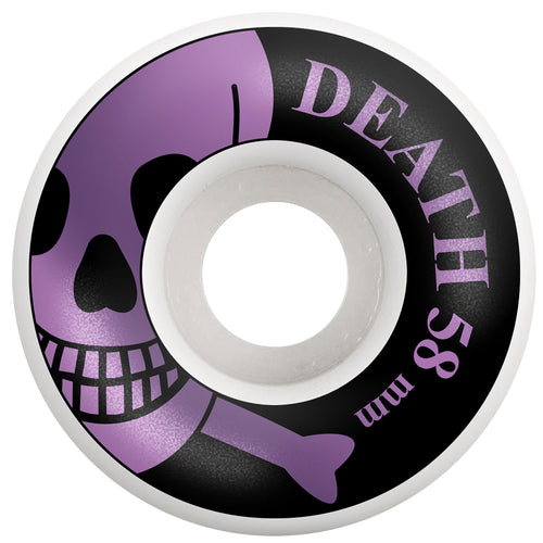 Death Skateboards Skull Wheels 58mm