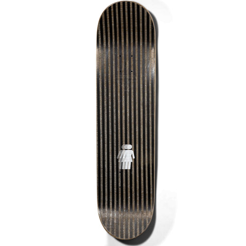 Girl Skateboards Pop Secret Griffin Gass Deck V2 Black 8.50""