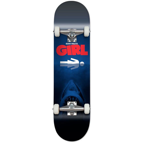 Girl Skateboards Night Attack Sean Malto Complete 8.00""