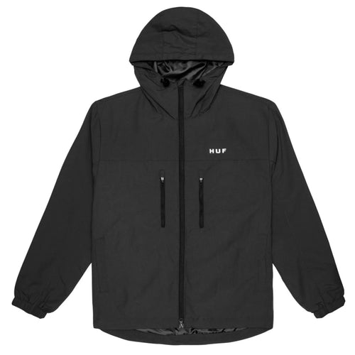 HUF Standard Shell 3 Jacket Black