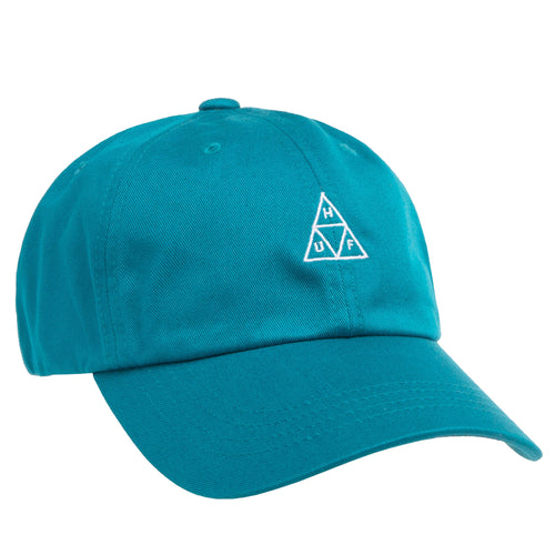HUF Triple Triangle Curved Visor Cap Marina