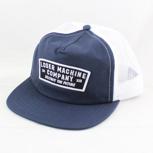 Loser Machine Jones Cap - Navy