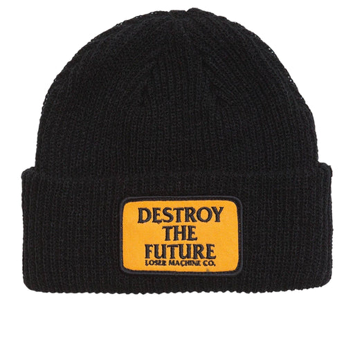 Loser Machine Token Beanie Black
