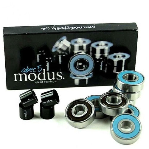 Modus 5 Speed Bearings Blue