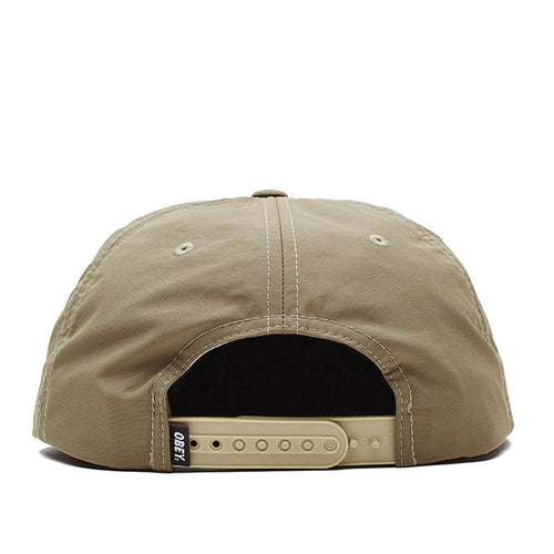 OBEY Exclamation Cap - Khaki