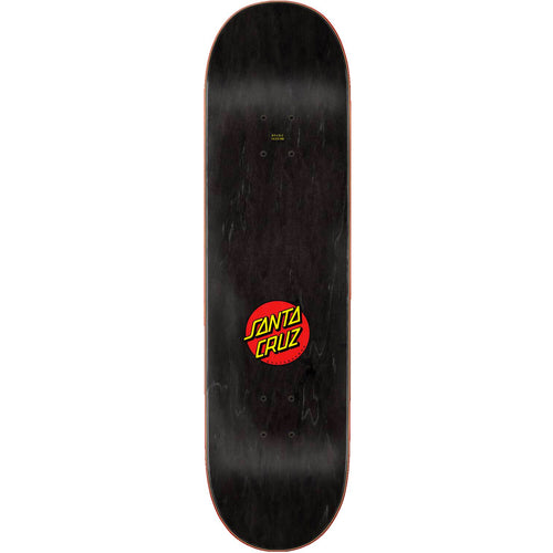 Santa Cruz Skateboard Deck Classic Dot 8.25""