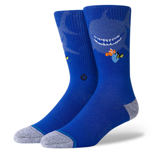 Stance Finding Nemo Socks Blue