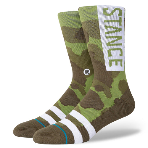 Stance OG Staple Socks Camo