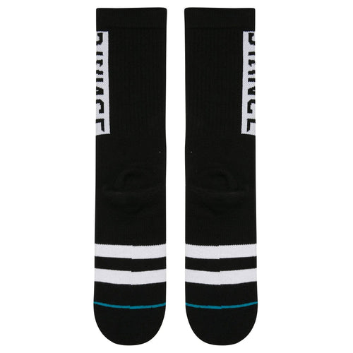 Stance OG Staple Socks Black