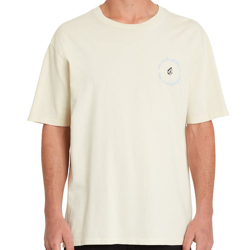Volcom Ozzy Wrong T-Shirt Off White