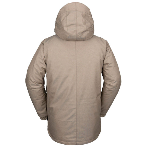 Volcom Slyly Insulated Jacket | Teak