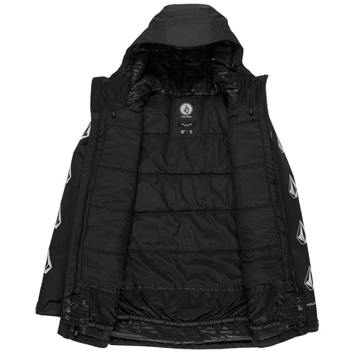 Volcom Deadly Stones Jacket - Black