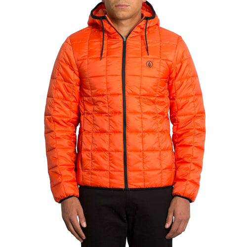 Volcom Volpoferized Zip Jacket - Tigerlily Orange