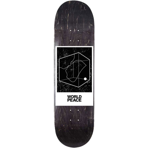 World Peace Living Cube Deck Black 8.00""