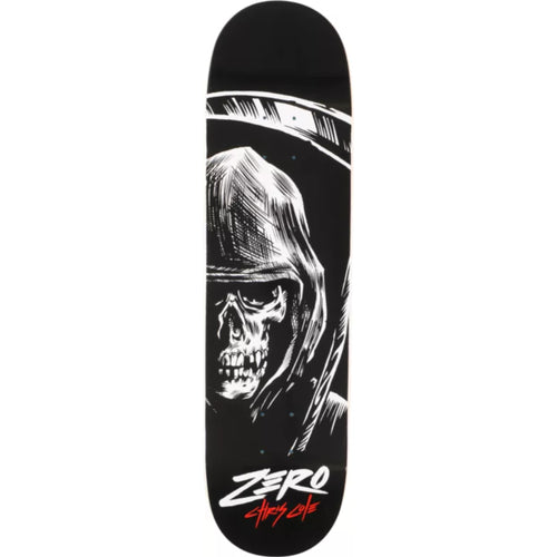 Zero Skateboards Reaper Cole Deck Black 8.25""