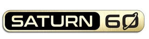 Open image in slideshow, Saturn-60 Badges