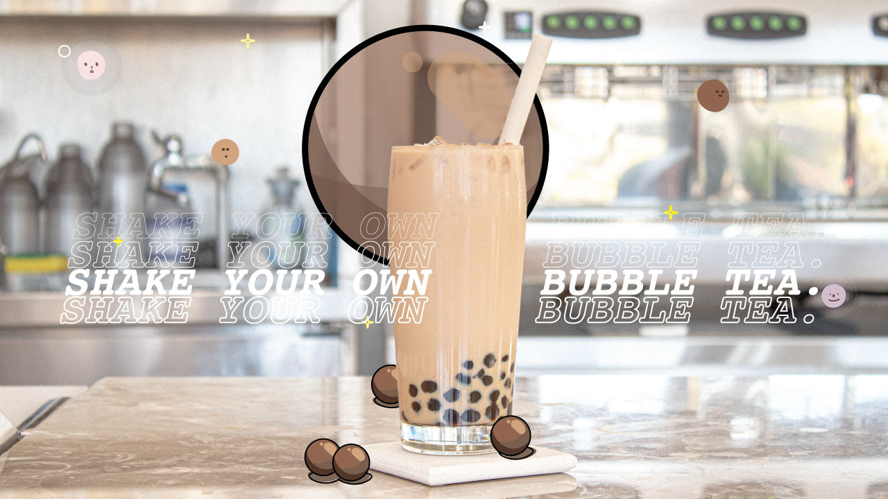 Build Your Own Bubble Tea