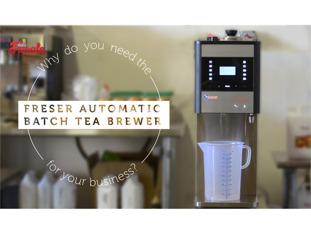 Why do you need the Freser Batch Brewer Machine?
