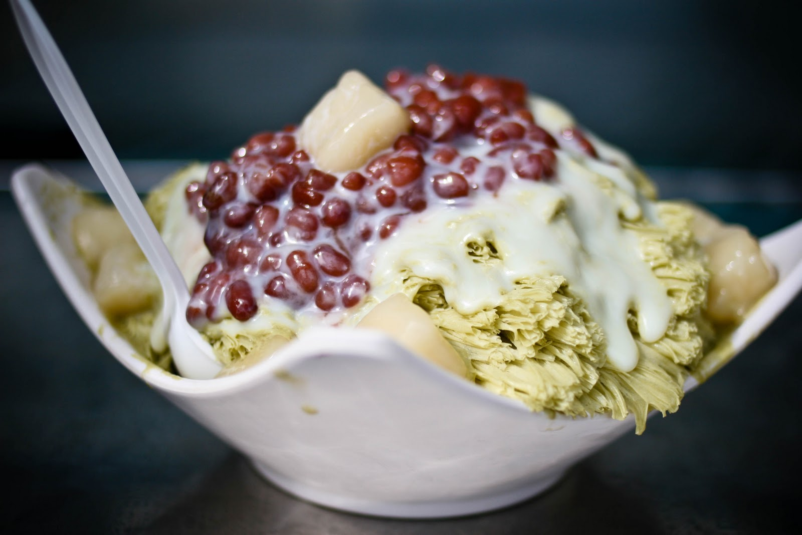 Taiwanese Shaved Snow Ice