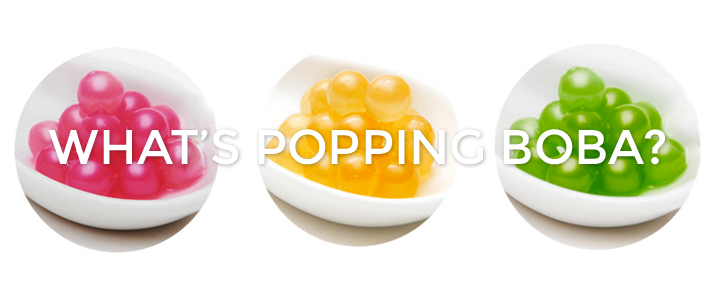 What's Popping Boba and Why is it so Popular?