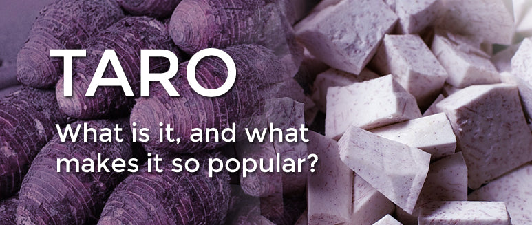 What is Taro, and What Makes It so Popular?