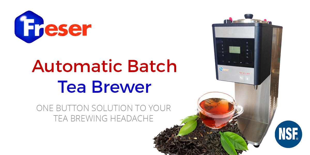The Best Batch Tea Brewer for Your Business