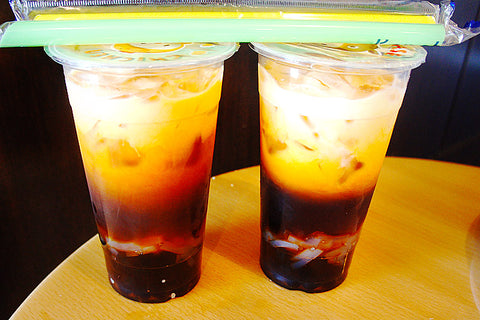 Osmanthus Black Milk Tea Recipe