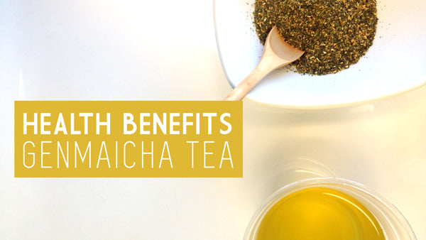 5 Health Benefits of Drinking Genmaicha Tea