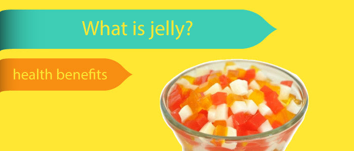 Jelly Toppings for Bubble Tea and Snow Ice Explained