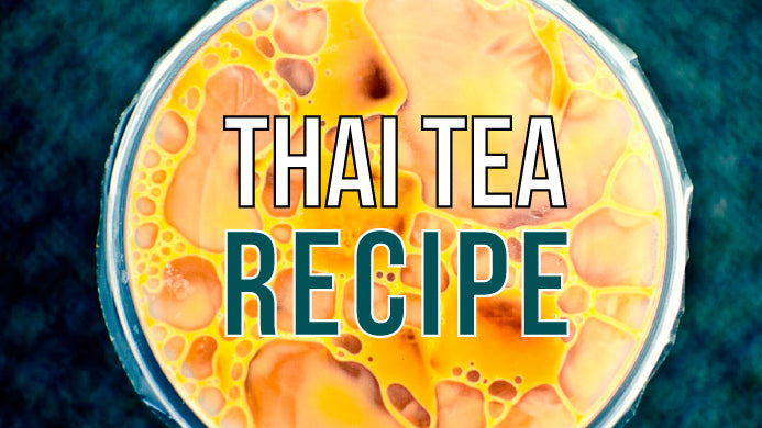 How to Make Homemade Thai Tea