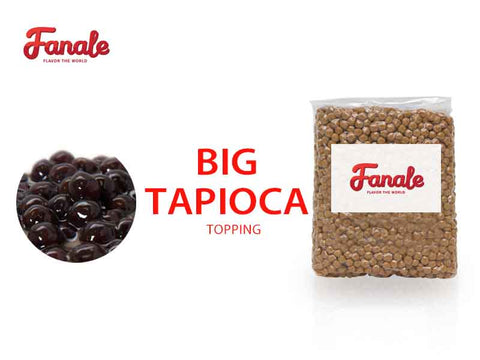 Regular Large Tapioca Pearl 2.3mm - Fanale