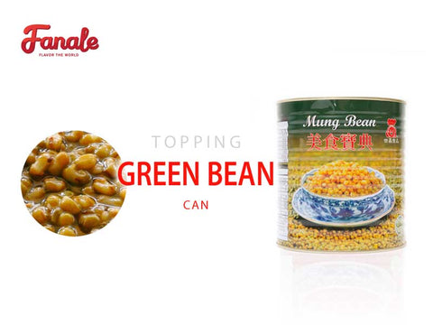 Green Bean Can - Fanale
