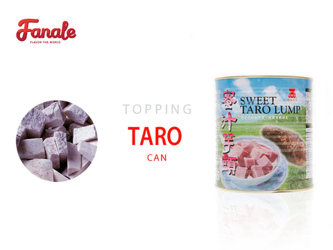 Taro Can - Fanale