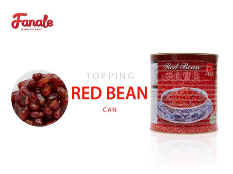 Red Bean Can - Fanale