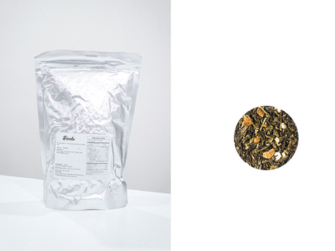 Chamomile & Citron Green Tea