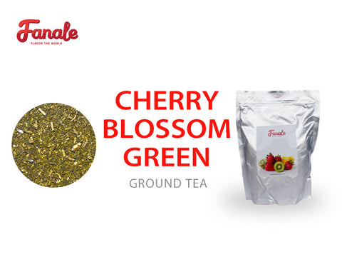 Premium Royal Tea - Cherry Blossom Green Tea