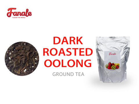 Premium Royal Tea - Dark Roast Oolong Tea